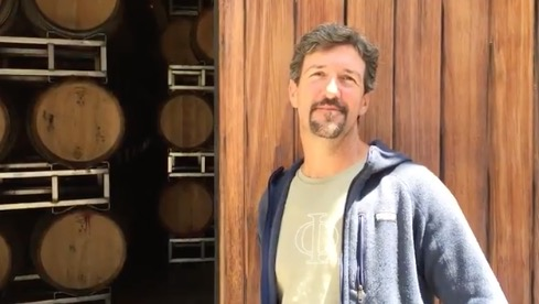 LA Wine Tasting interviews Fabien