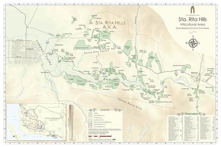 Understanding California's Santa Barbara County by Jeb Dunnuck